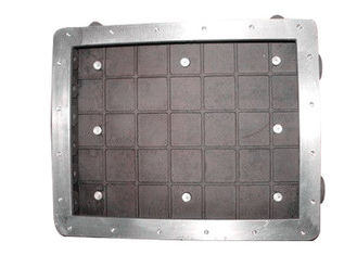 Lightweight A356 Explosion Proof Junction Box , Low Pressure Flameproof Junction Box