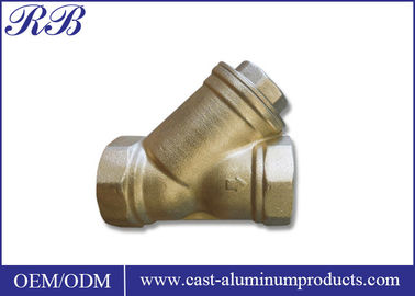 Copper Alloy Casting Customized Service Produced According To Customer's Drawings